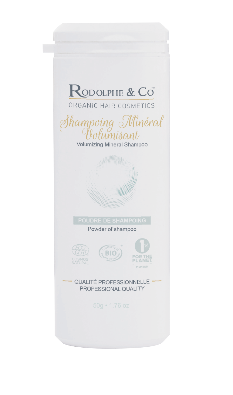 R&C MINERAL POWDER SHAMPOO